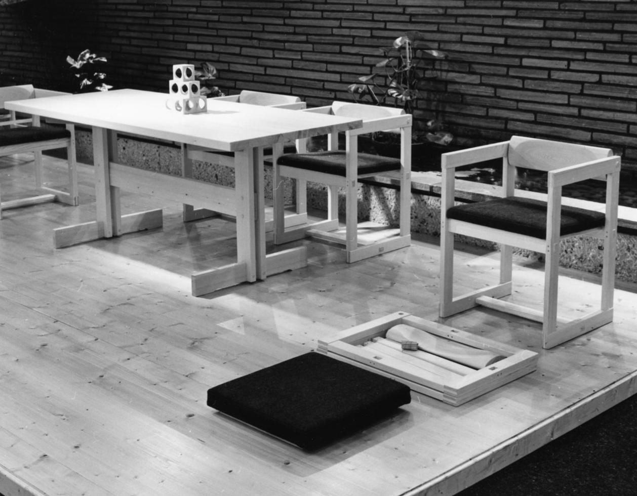 Gjesteforelesning med Kjetil Fallan: Norwegian Wood: Økologiens estetikk i norsk designhistorie