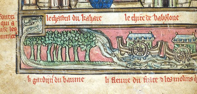 Lecture with Ellen Arnold: Imagining Riverscapes in the Early Middle Ages