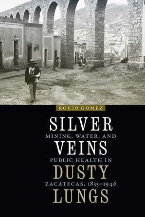 Online Book Talk: Rocio Gomez, Silver Veins, Dusty Lungs