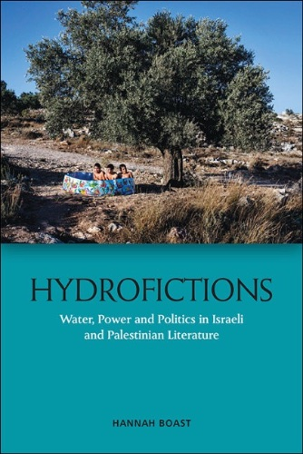 Online Book Talk: Hannah Boast, Hydrofictions