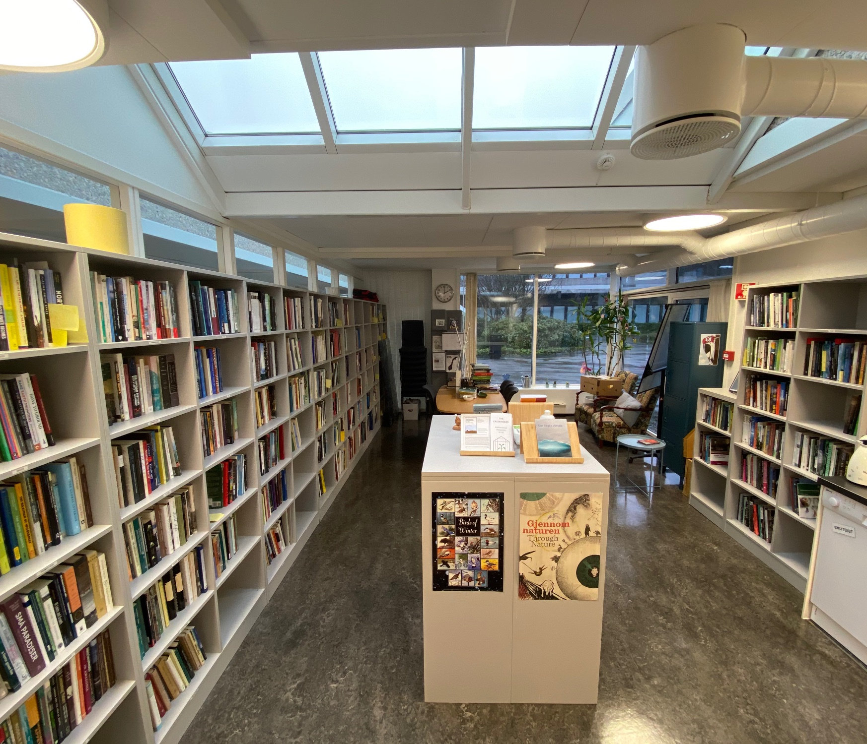 The Greenhouse Library