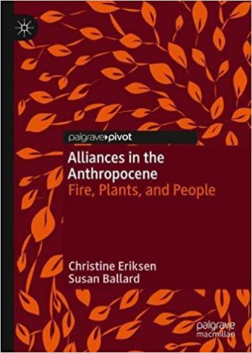 Online book talk: Christine Eriksen & Susan Ballard, Alliances in the Anthropocene