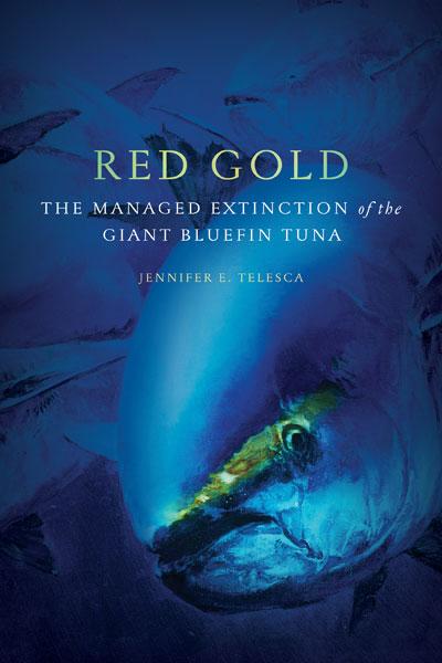 Online Book Talk: Jennifer Telesca, Red Gold