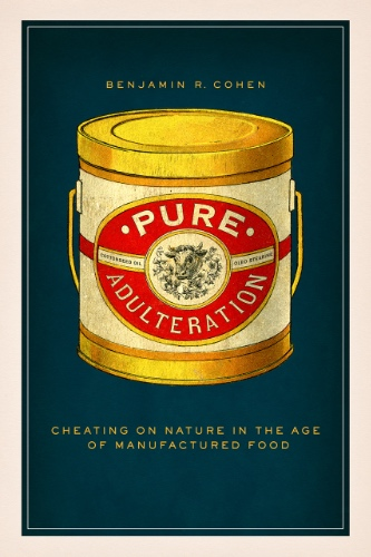 Online book talk: Cohen, Pure Adulteration