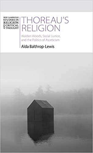 Online Book Talk: Balthrop-Lewis, Thoreau's Religion