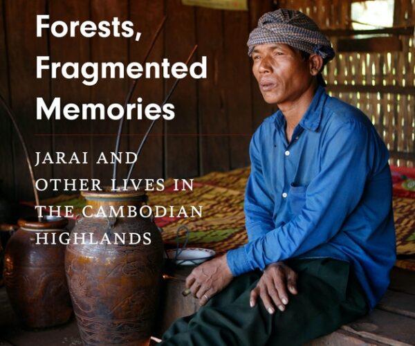 Online book talk: Padwe, Disturbed Forests, Fragmented Memories